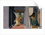 The Annunciation, c.1485 by Sandro Botticelli