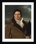 Joseph-Antoine Moltedo, c.1810 by Jean Auguste Dominique Ingres