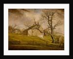 Long Island Farmhouses, 1862-63 by William Sidney Mount