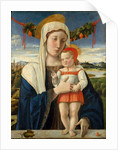 Madonna and Child, c.1470 by Giovanni Bellini