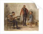The Dancing Lesson, 1878 by Thomas Cowperthwait Eakins