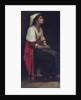 Italian Girl, 1867 by William Morris Hunt