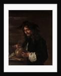 Self-Portrait, c.1647 by Salvator Rosa