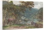 Entrance to Kauterskill Clove by John Frederick Kensett