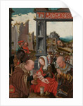 The Adoration of the Magi, c.1520-5 by Jan Mostaert