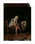 Woman at her Toilet, 1655-60 by Jan Havicksz. Steen