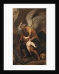 Time Clipping the Wings of Love by Anthony van Dyck