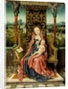 Madonna and Child Enthroned, c.1510 by Albrecht Bouts