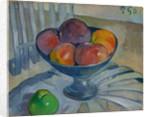 Fruit dish on a Garden Chair, c.1890 by Paul Gauguin