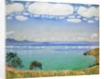 Lake Geneva, Seen from Chexbres, 1905 by Ferdinand Hodler