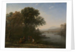 The Ford, c.1636 by Claude Lorrain