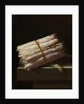 Still Life with Asparagus, 1697 by Adrian Coorte