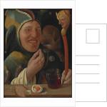The Jester, c.1519-20 by Marx Reichlich