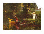 The Voyage of Life: Youth 1842 by Thomas Cole