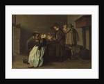 A Conversation, 1628 by Pieter Codde