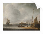 By the Seaside by Jan Abrahamsz. Beerstraten
