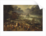 Christ Preaching from the Boat, 1606 by Jan the Elder Brueghel
