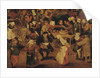 The Wedding Dance by Pieter the Younger Brueghel