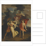 The Judgment of Jupiter, 1814-15 by Samuel Finley Breese Morse