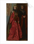 Goneril and Regan in King Lear Act I Scene I, 1902 by Edwin Austin Abbey