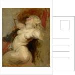 Nereid, c.1822 by Ferdinand Victor Eugene Delacroix