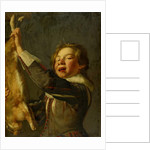 Boy with a Dead Hare by Frans Hals