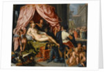 Allegory of Vanity, 1600 by Pieter Fransz. Isaacsz.