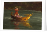 The Voyage of Life: Manhood 1842 by Thomas Cole