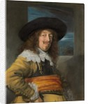 Portrait of a Member of the Haarlem Civic Guard, c.1636-8 by Frans Hals