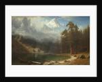 Mount Corcoran by Albert Bierstadt