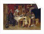 A Pastoral Visit by Richard Norris Brooke