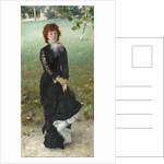 Marie Buloz Pailleron by John Singer Sargent