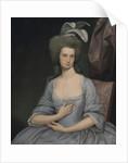 Elizabeth Stevens Carle, c.1783-84 by Joseph Wright