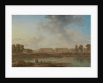 A View of Place Louis XV, c.1775-87 by Alexandre Jean Noel