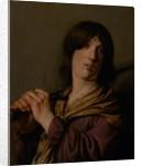 David with his Sword, 1636 by Salomon de Bray