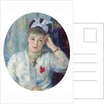 Marie Murer, 1877 by Pierre Auguste Renoir