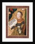 Saint Christina, c.1520-22 by Lucas the Elder Cranach