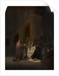 Simeon's Song of Praise, 1631 by Rembrandt Harmensz. van Rijn