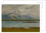 Tatra landscape, 1890-95 by Laszlo Mednyanszky