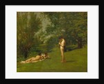 Arcadia by Thomas Cowperthwait Eakins