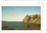Beacon Rock, Newport Harbour by John Frederick Kensett