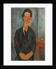 Chaim Soutine by Amedeo Modigliani