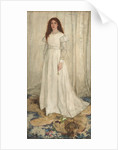 Symphony in White, No. 1: The White Girl by James Abbott McNeill Whistler