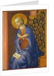 The Virgin Annunciate by Tommaso Masolino da Panicale