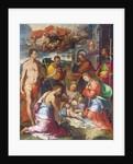 The Nativity by Perino del Vaga