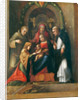 The Mystic Marriage of St. Catherine by Correggio