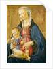 Madonna and Child by Domenico Ghirlandaio