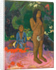 Parau na te Varua ino (Words of the Devil) by Paul Gauguin