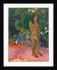Parau na te Varua ino (Words of the Devil) by Paul Gauguin