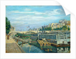 The Bridge of Louis Philippe by Jean Baptiste Armand Guillaumin